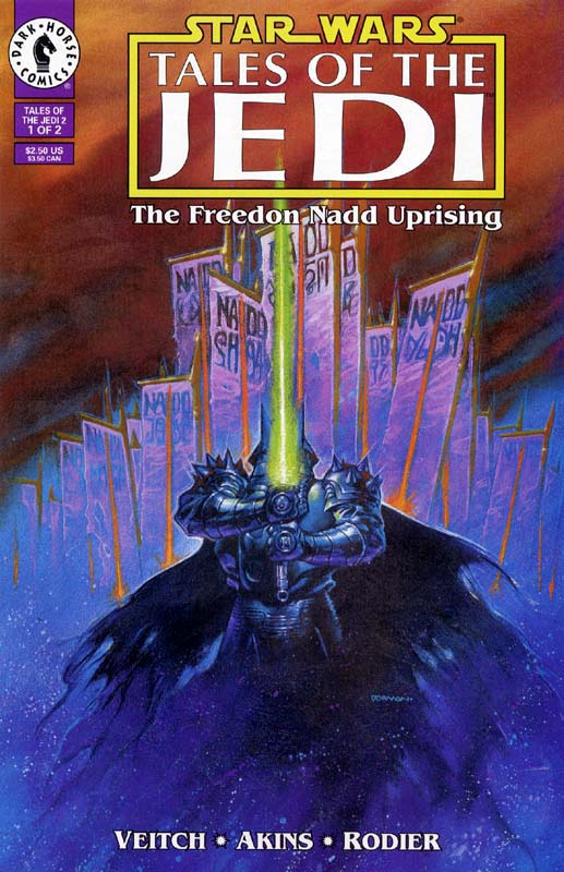 The Freedon Nadd Uprising #1