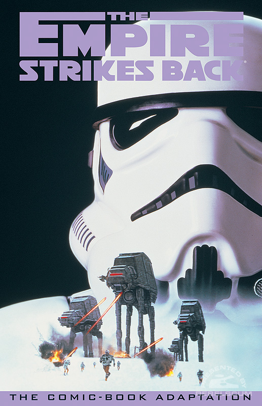 The Empire Strikes Back Trade Paperback