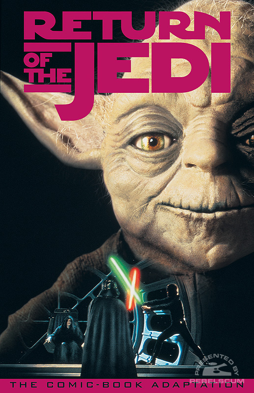 Return of the Jedi Trade Paperback