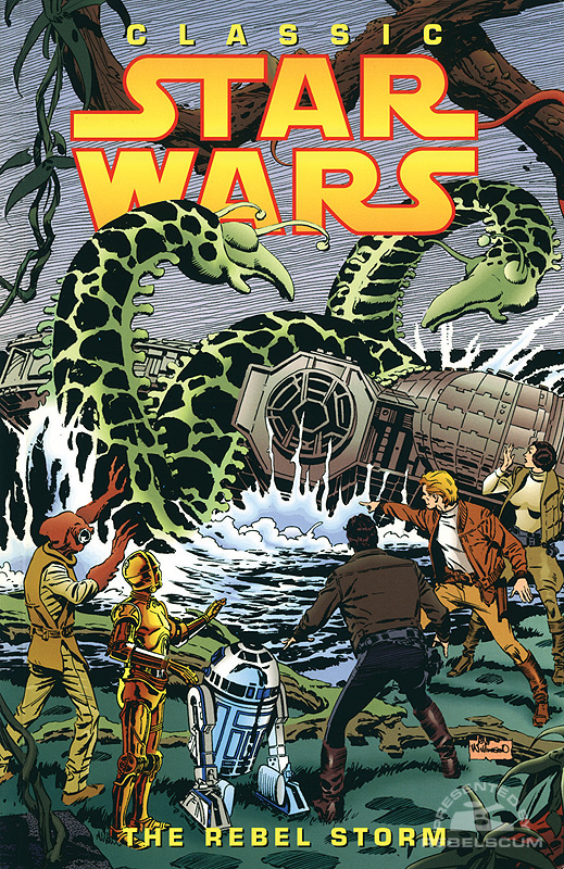 Classic Star Wars Trade Paperback #2