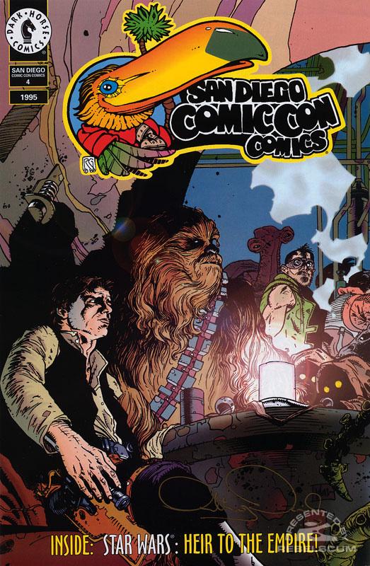 San Diego Comic-Con Comics #4