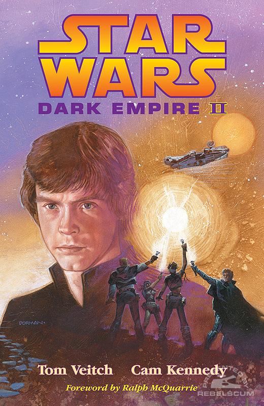 Dark Empire II Trade Paperback