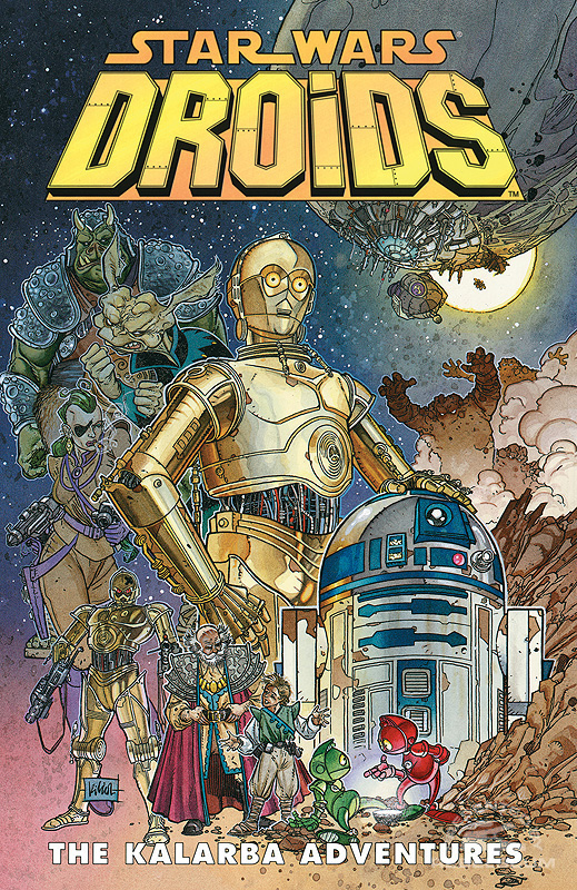 Droids – The Kalarba Adventures Trade Paperback