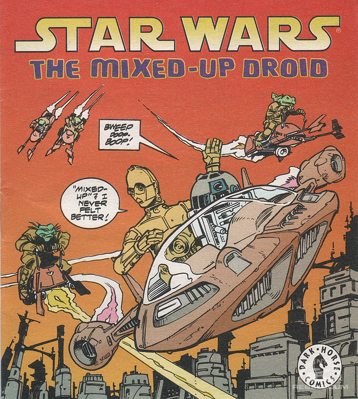 Droids – The Mixed-Up Droid