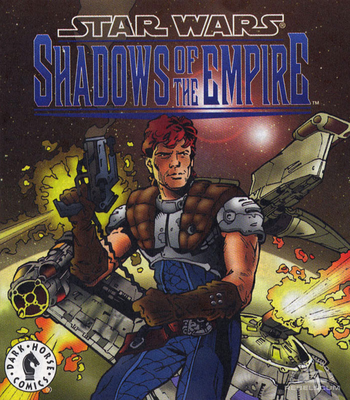 Shadows of the Empire MicroMachines cover 3