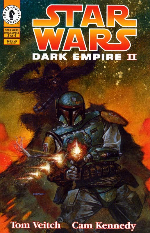 Dark Empire II #2