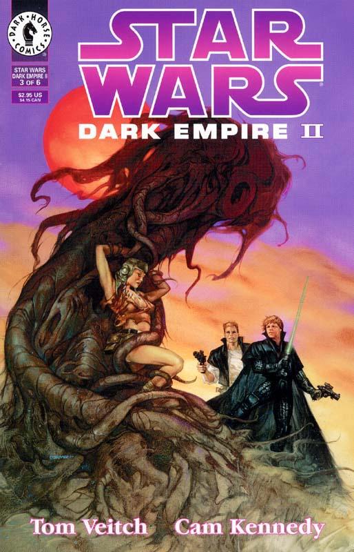 Dark Empire II #3