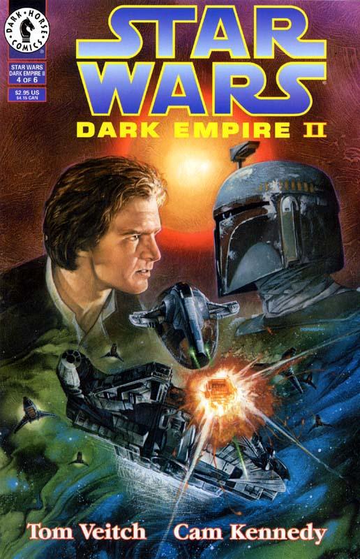 Dark Empire II #4