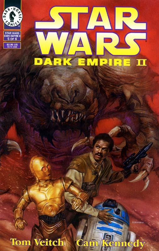 Dark Empire II #5