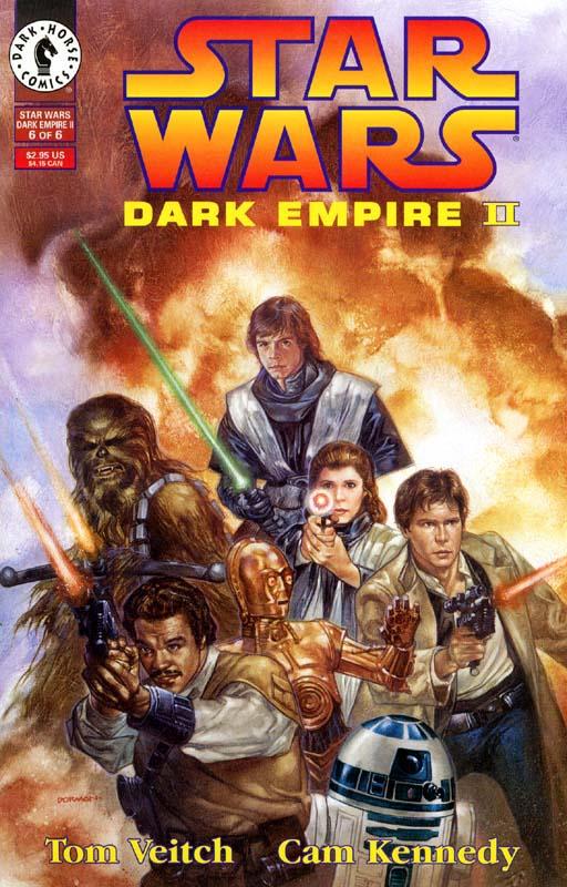 Dark Empire II #6