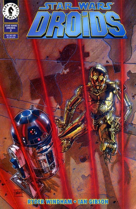 Droids, Volume 2 #2