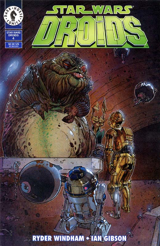 Droids, Volume 2 #4