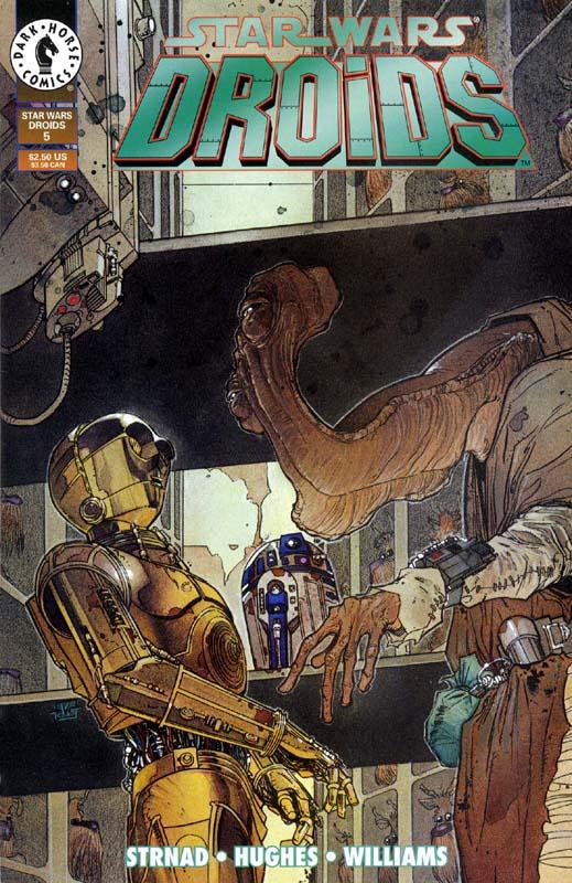 Droids, Volume 2 #5
