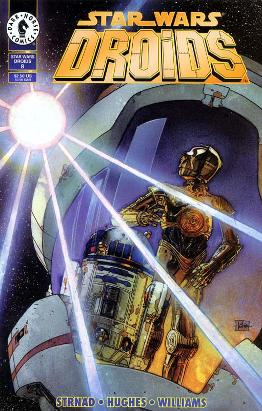 Star Wars: Droids, Volume 2 8