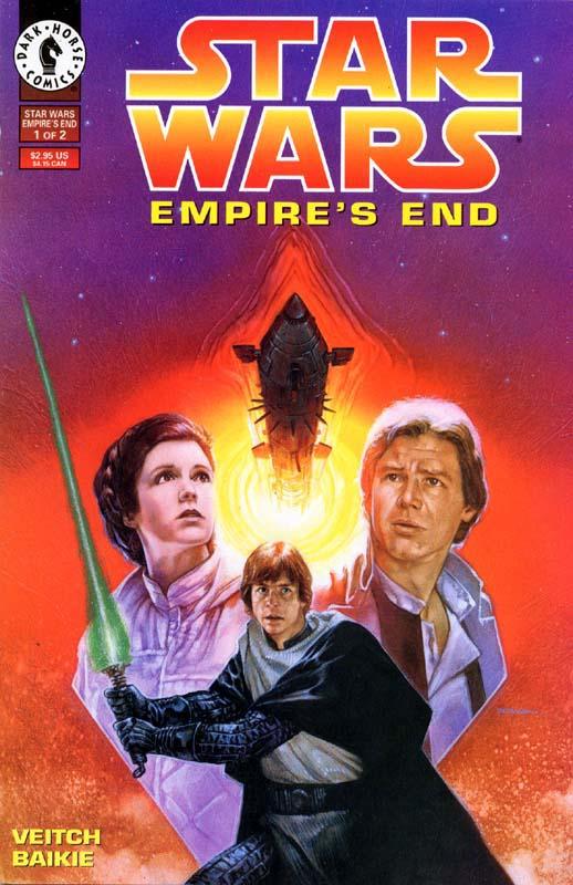Empire's End #1