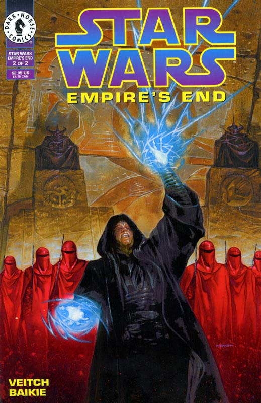 Empire's End #2
