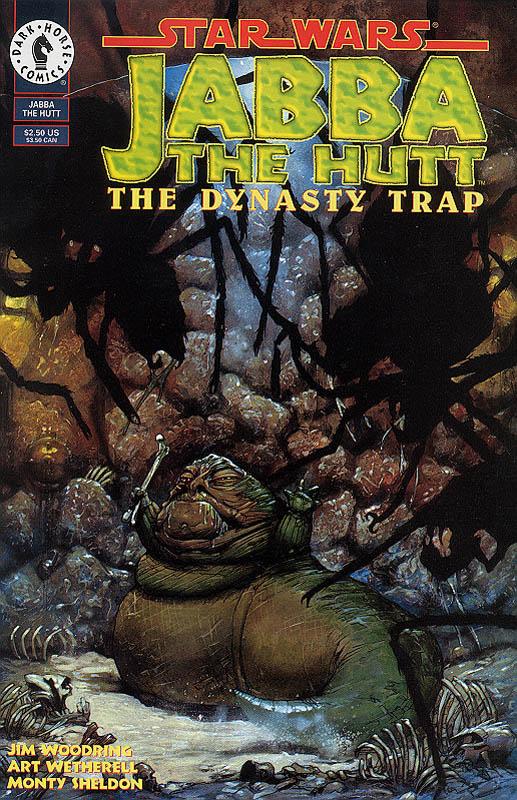 Jabba The Hutt #3