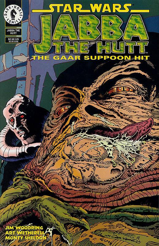 Jabba The Hutt #1