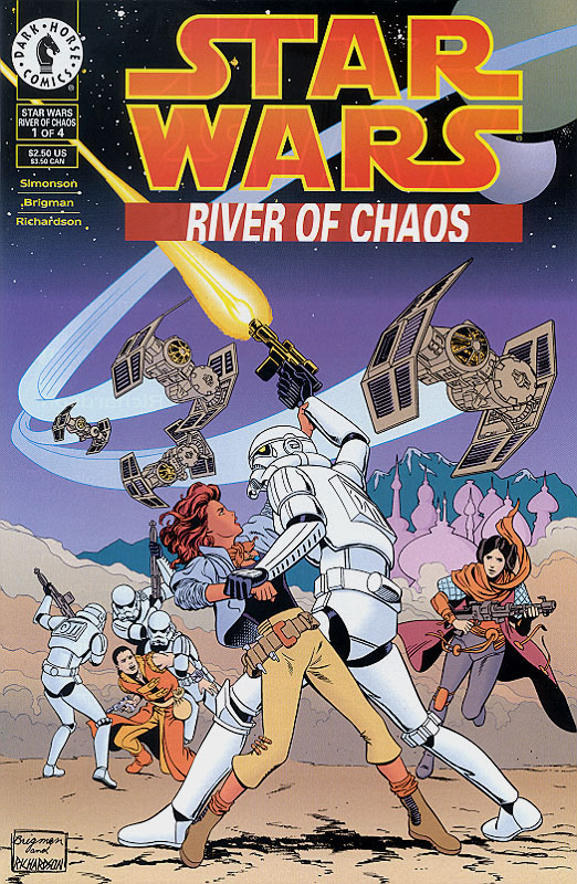 River of Chaos #1