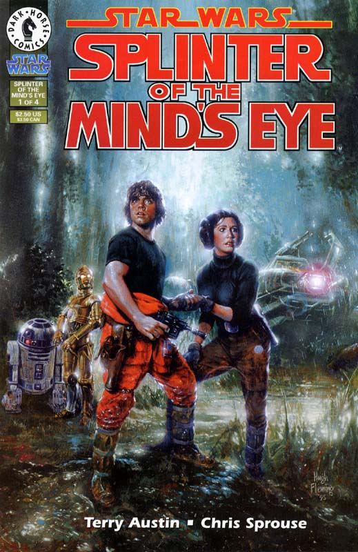 Splinter of the Mind's Eye #1