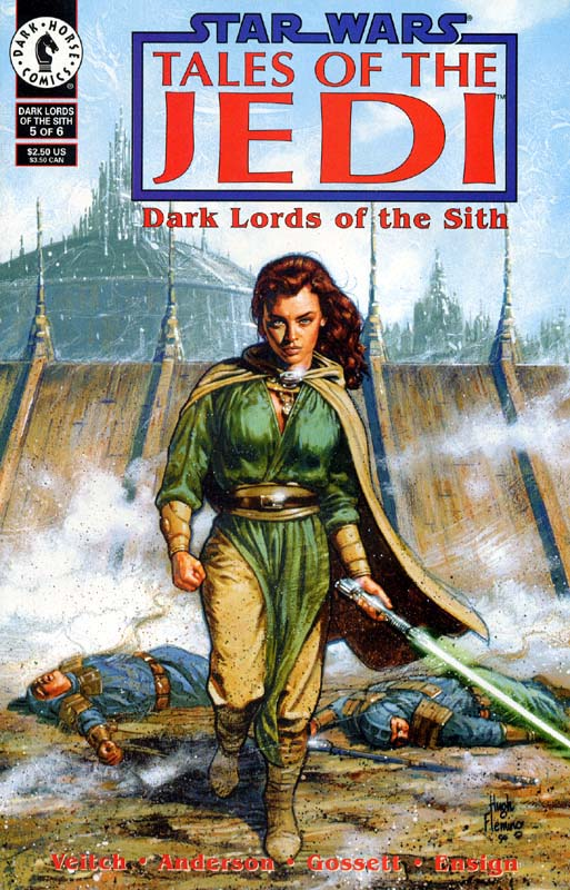 Dark Lords of the Sith #5