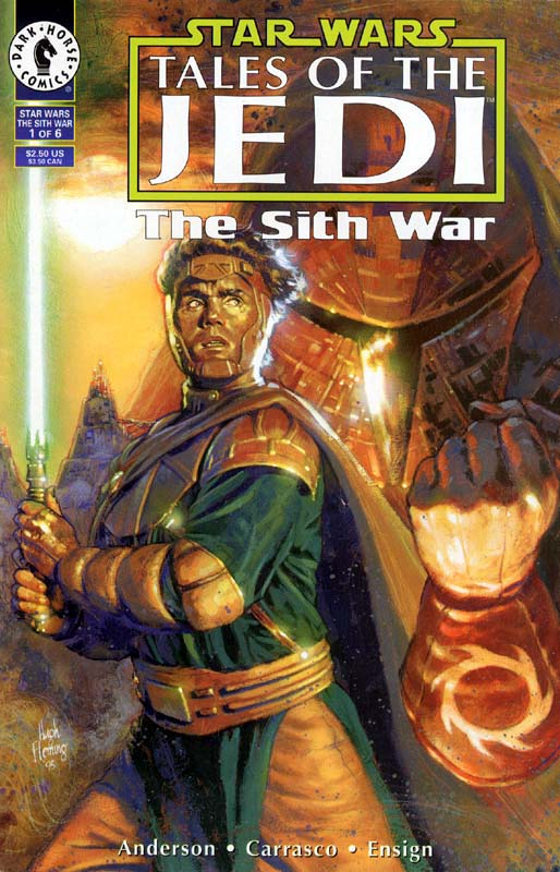 The Sith War #1