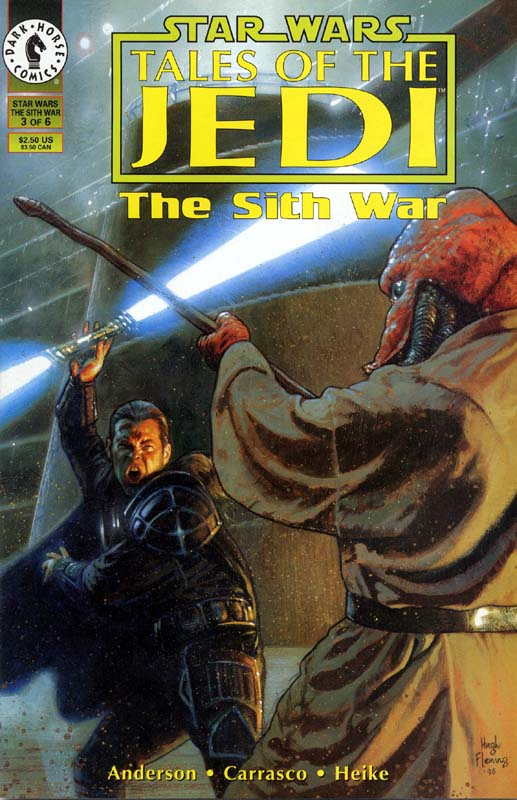 The Sith War #3