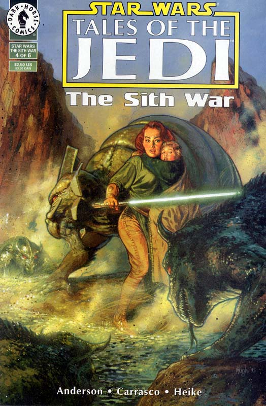 The Sith War #4