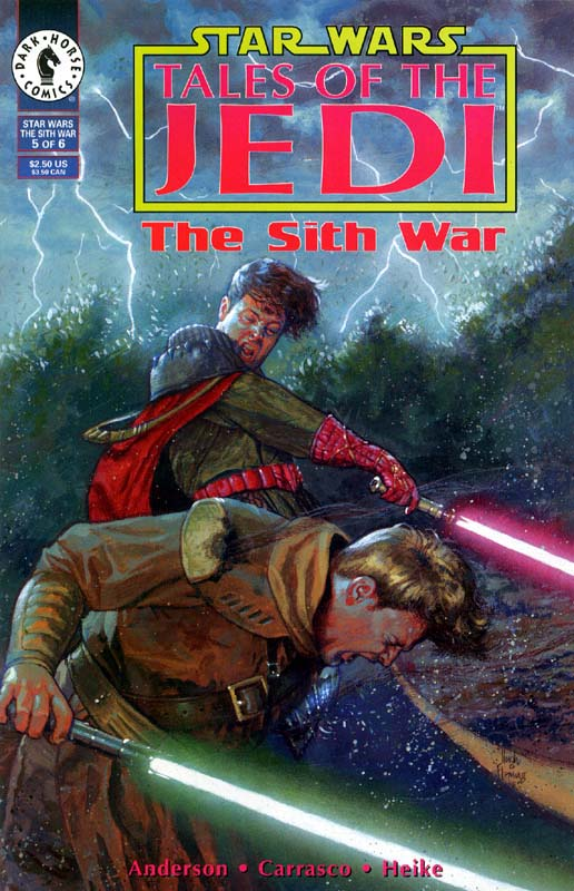 The Sith War #5