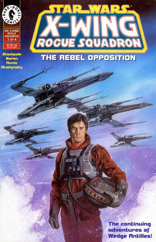 X-Wing Rogue Squadron #1