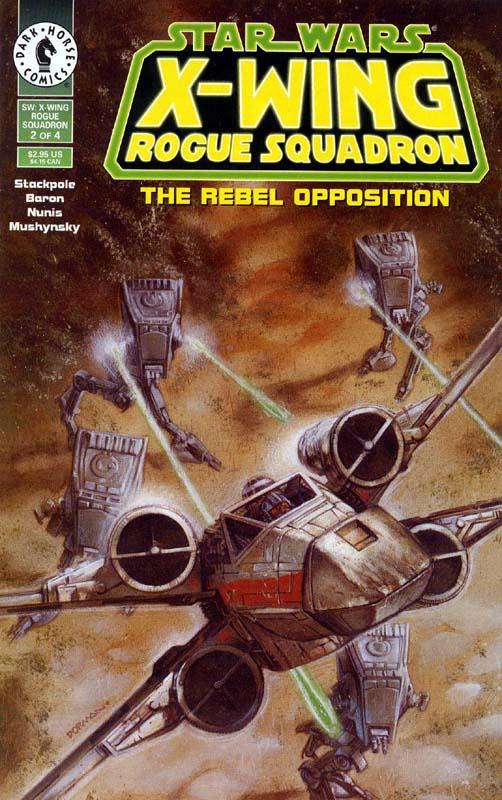 X-Wing Rogue Squadron #2