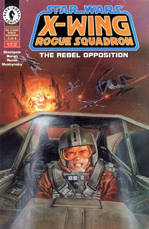 X-Wing Rogue Squadron #3