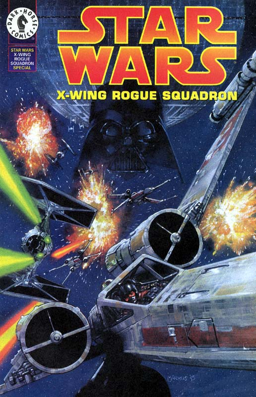 X-Wing Rogue Squadron Apple Jacks Special