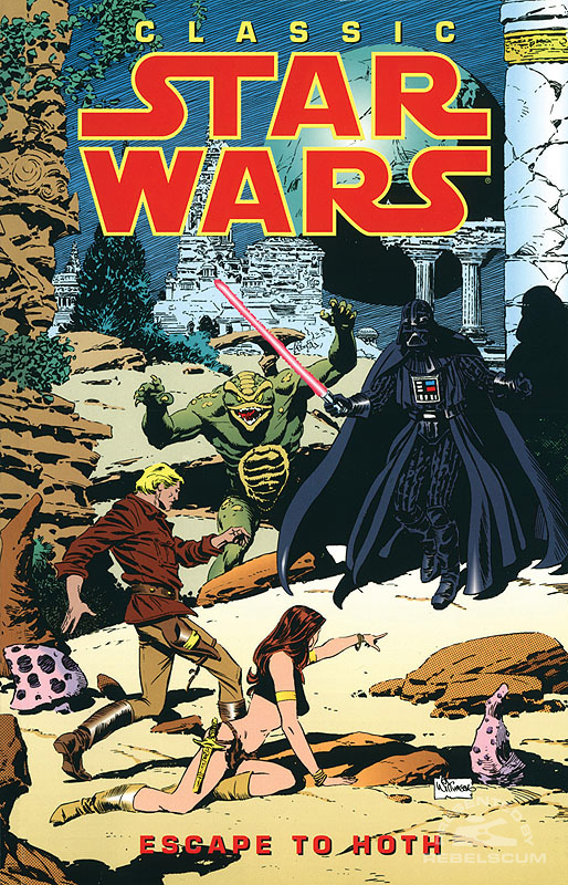 Classic Star Wars Trade Paperback #3