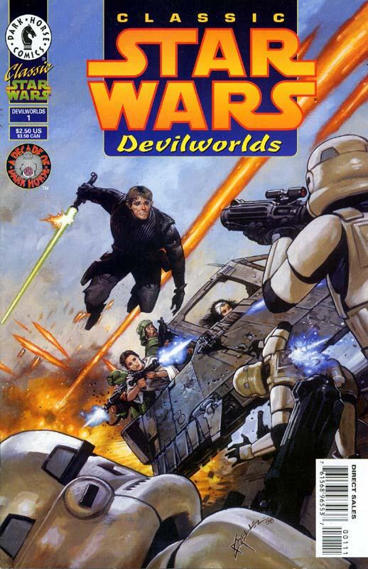Devilworlds #1