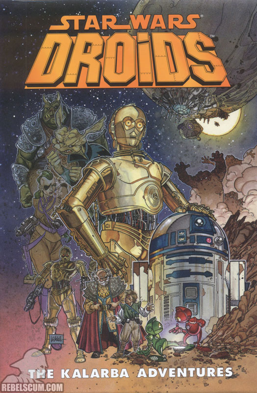 Droids – The Kalarba Adventures Limited Edition Hardcover