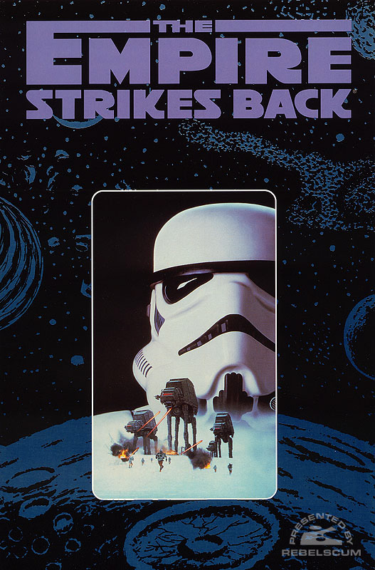 Classic The Empire Strikes Back Trade Paperback - Box Set Version