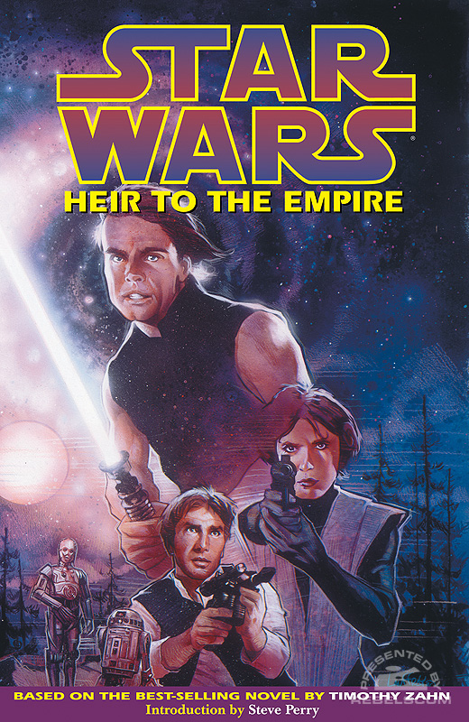 Star Wars: Heir to the Empire Trade Paperback