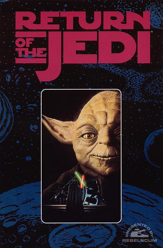 Classic Return of the Jedi Trade Paperback - Box Set Version