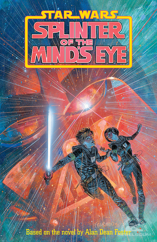 Splinter of the Mind's Eye Trade Paperback
