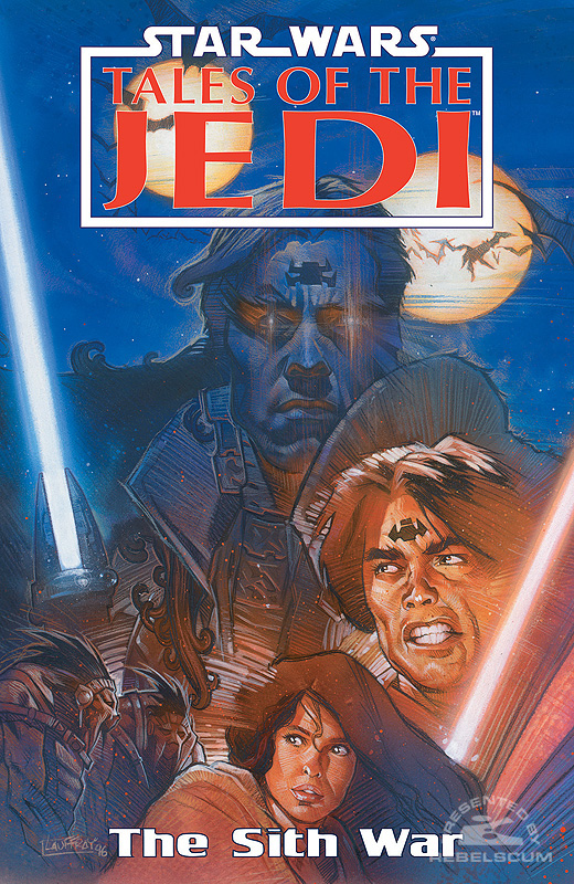 Tales of the Jedi – The Sith War Trade Paperback