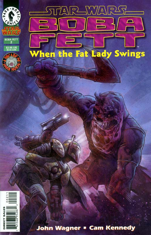 Boba Fett - When the Fat Lady Swings