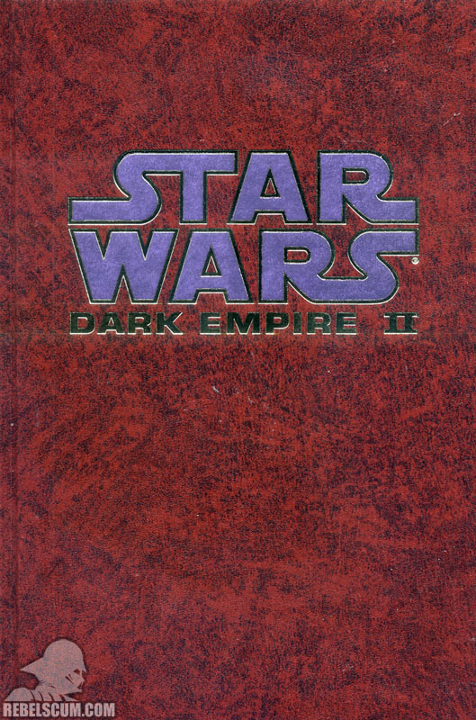 Dark Empire II Limited Edition Hardcover
