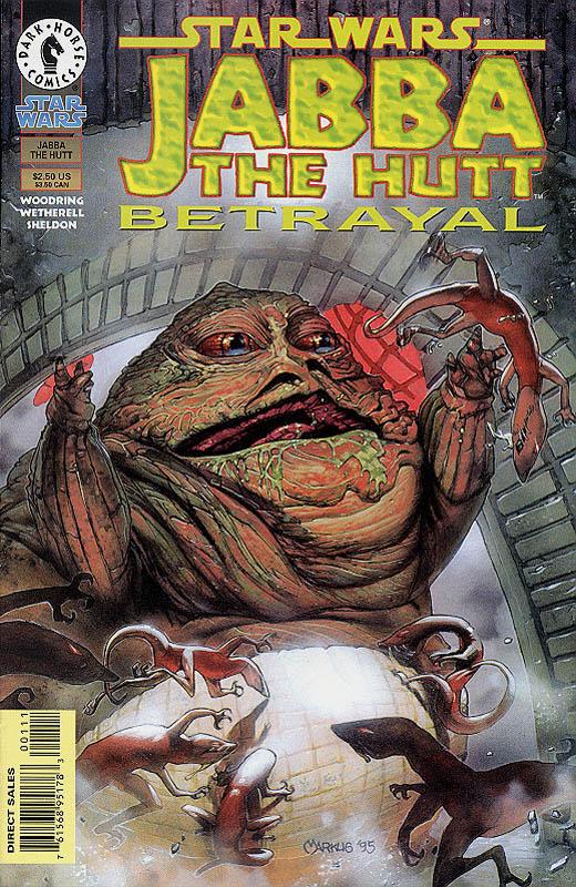 Jabba The Hutt #4