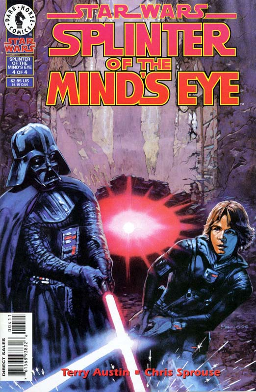 Splinter of the Mind's Eye #4