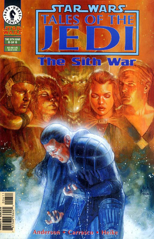 The Sith War #6