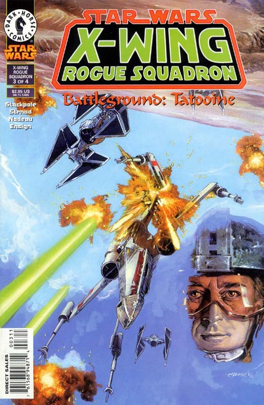 X-Wing Rogue Squadron #11