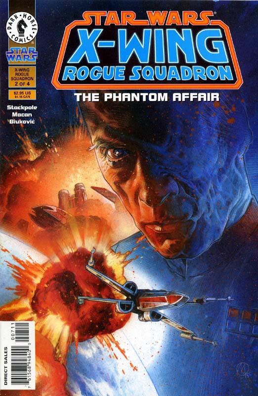 X-Wing Rogue Squadron #6