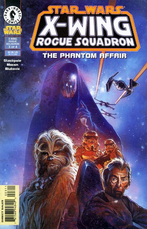 X-Wing Rogue Squadron #7