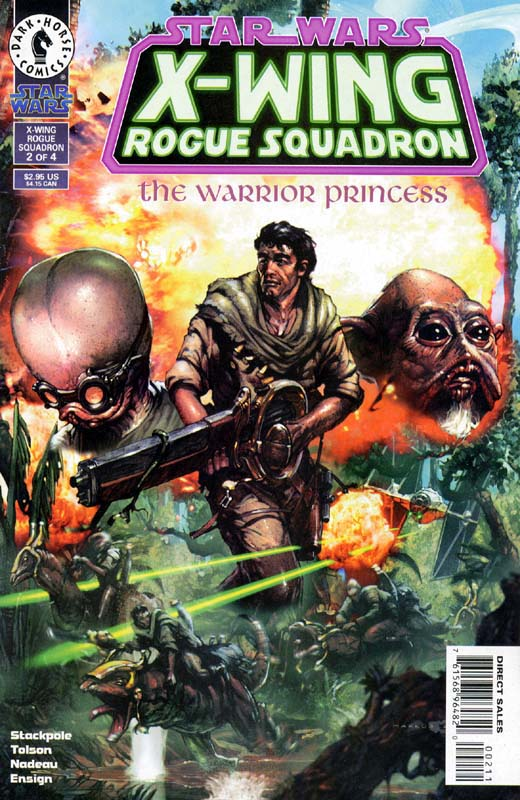 X-Wing Rogue Squadron #14